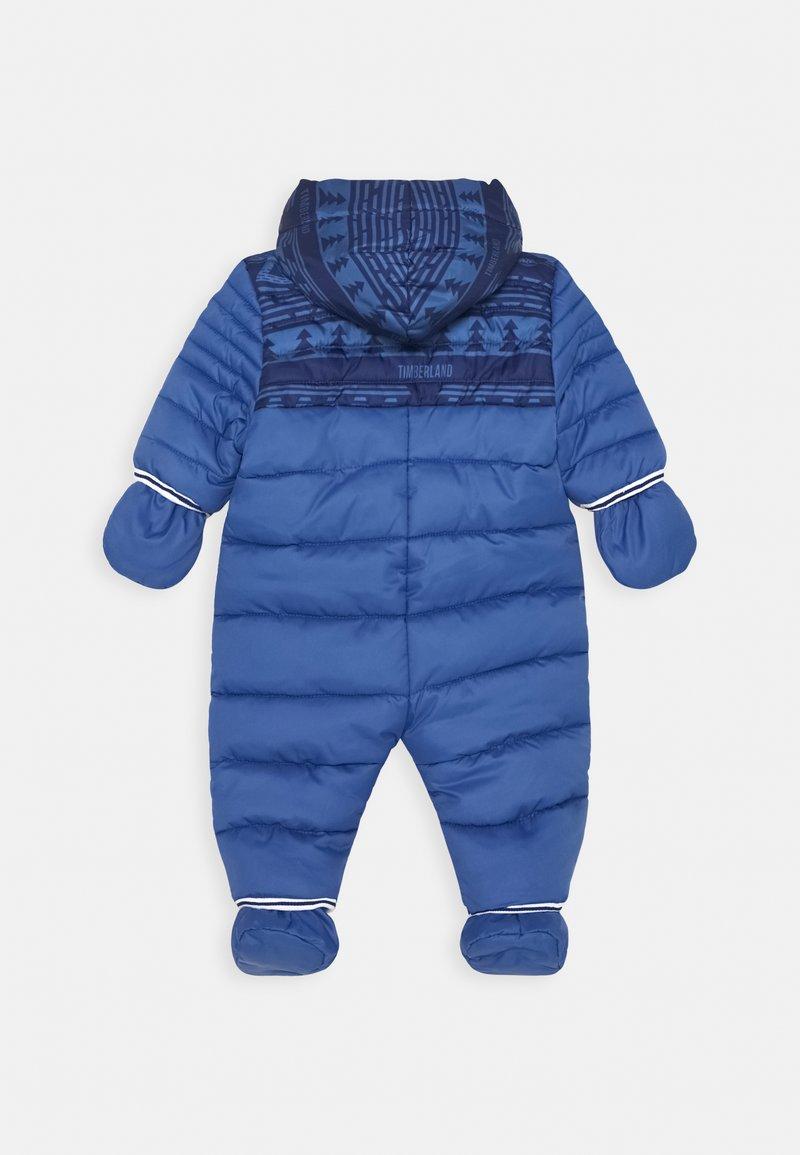Negligencia médica pecho parcialidad  Timberland ALL IN ONE BABY - Snowsuit - blue - Zalando.co.uk