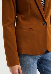 WE Fashion - Blazer - dark brown - 3