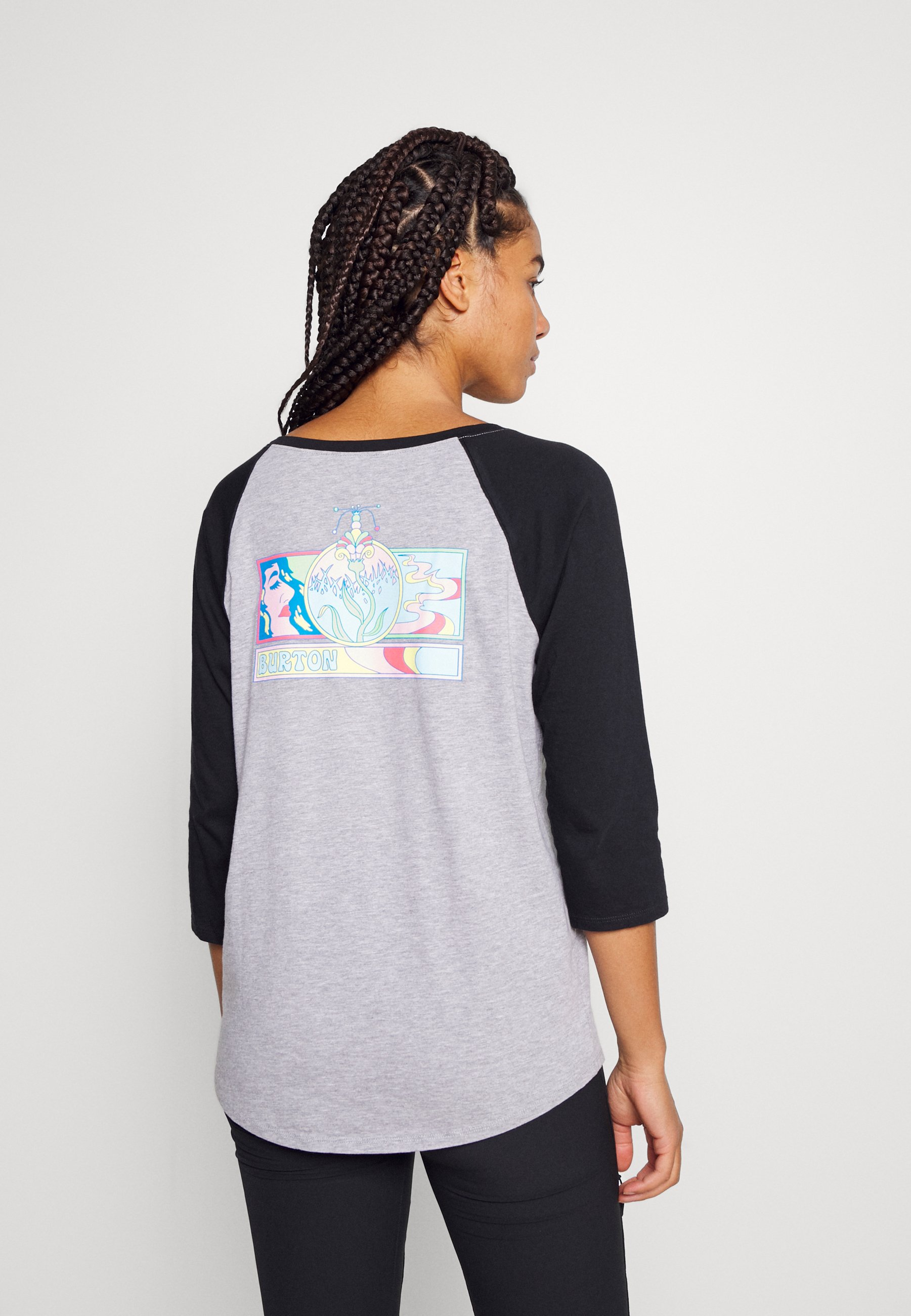 Donna TUPLIN RAGLAN TEE  - Maglietta a manica lunga