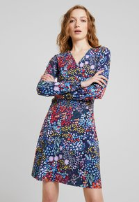 Miss Green - POWER OF LOVE - Jersey dress - multi-coloured - 0