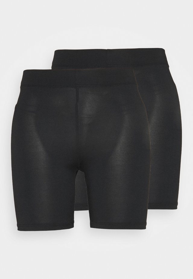 CYCLE 2 PACK - Short - black/black