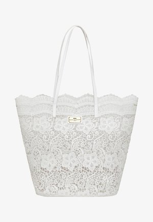 Handtas - white wt