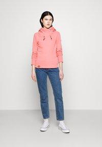 Ragwear - GRIPY BOLD - Mikina skapucí - pink - 1