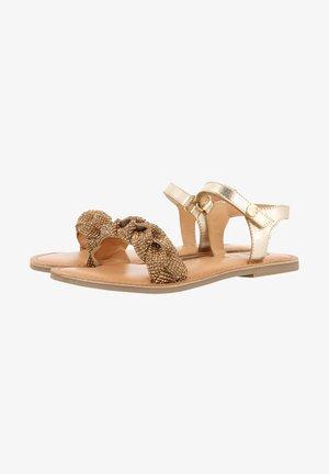 TRIPP - Sandals - oro