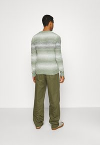 Dickies - FUNKLEY - Trousers - military green - 2