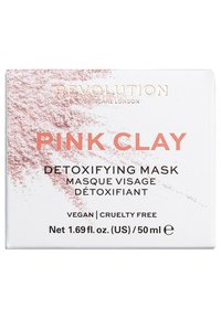 Revolution Skincare - PINK CLAY DETOXIFYING FACE MASK - Face mask - - - 2