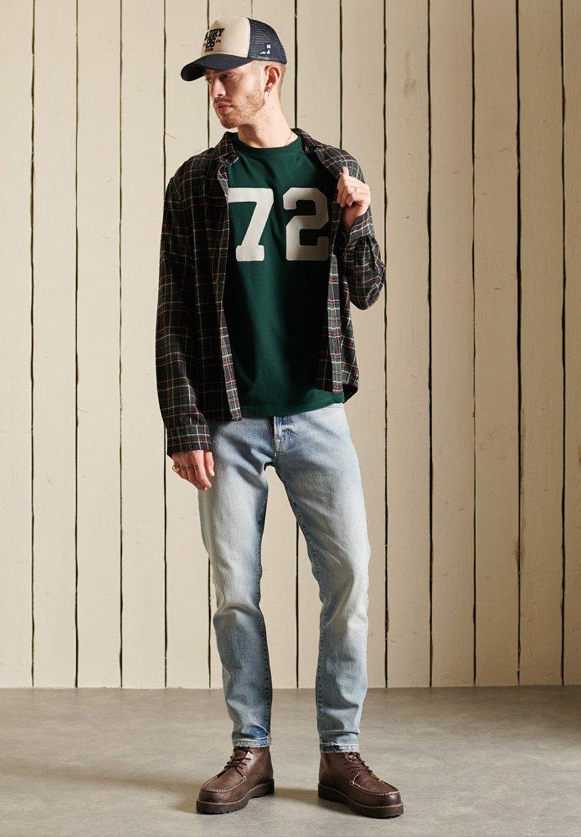 Men VINTAGE LOGO  - Long sleeved top