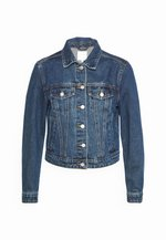 VILINDA JACKET - Jeansjakke - dark blue denim