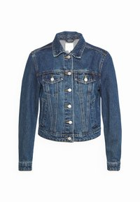 VILINDA JACKET - Jeansjakke - dark blue denim