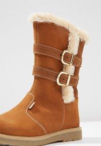 Friboo - Kotníkové boty - cognac - 2