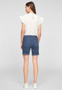 s.Oliver - Short en jean - faded blue - 2