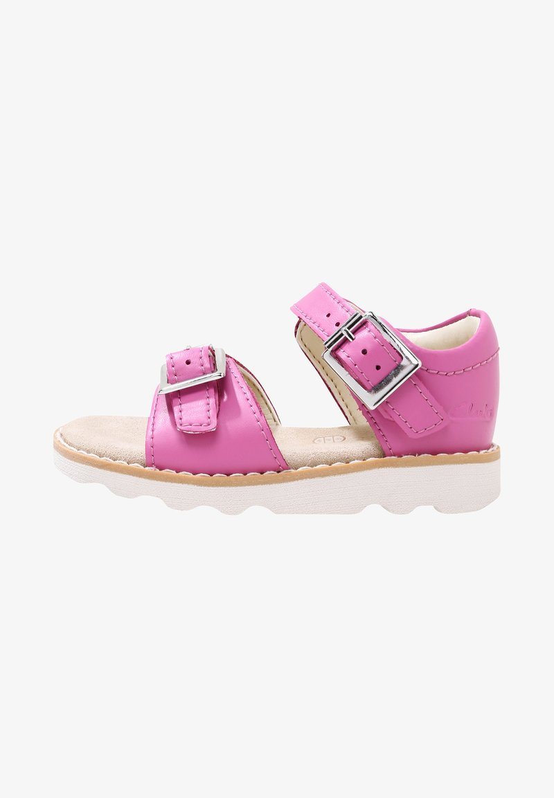 Clarks - CROWN BLOOM  - Sandals - pink