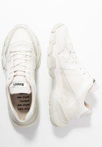 Bronx - SEVENTY STREET - Sneaker low - offwhite - 3