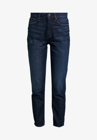 G-Star - 3301 HIGH STRAIGHT 90S ANKLE - Straight leg jeans - dark aged - 4