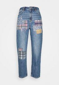 American Eagle - MOM - Straight leg jeans - dark wash - 3