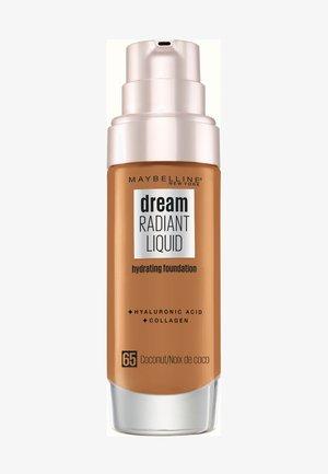 DREAM RADIANT LIQUID MAKE-UP - Fondotinta - 65 coconut