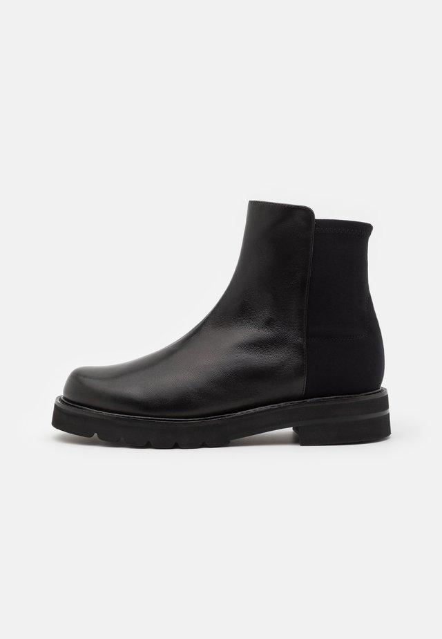 LIFT BOOTIE - Platåstøvletter - black