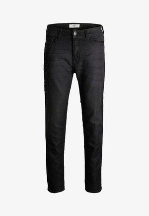 INDIGOKNIT - Slim fit jeans - black denim