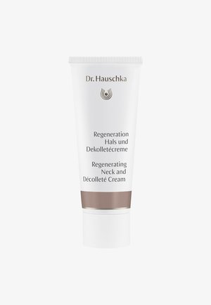 REGENERATING NECK AND DECOLLETE CREAM - Face cream - -