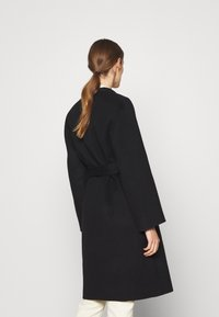 Theory - BELT COAT LUXE - Classic coat - black - 4