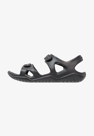 SWIFTWATER - Badslippers - black