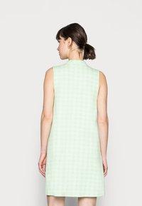 Résumé - ELLIE DRESS - Shirt dress - pastel green - 2