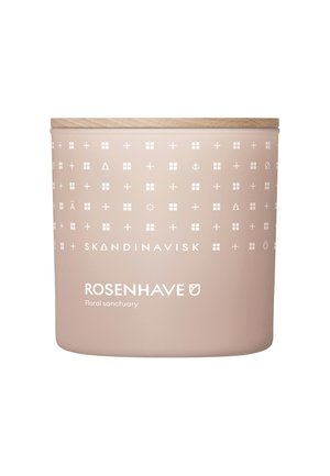 SCENTED CANDLE WITH LID - Bougie parfumée - rosenhave