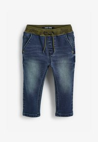 Next - Relaxed fit jeans - light-blue denim - 0