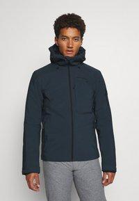 Peak Performance - MAROON JACKET - Ski jacket - blue steel - 0