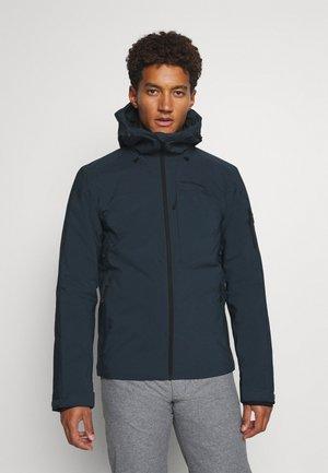 MAROON JACKET - Ski jacket - blue steel