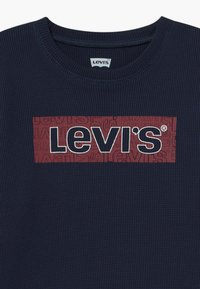 Levi's® - THERMAL - Long sleeved top - dress blues - 3