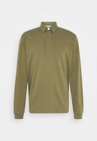 ARCH POLO - Polo shirt - winter moss