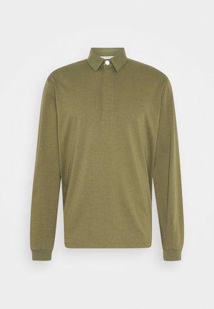 ARCH POLO - Poloshirt - winter moss
