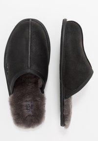UGG - SCUFF - Slippers - black - 1
