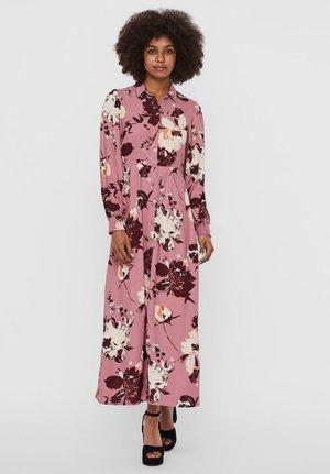 Długa sukienka - mesa rose