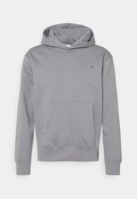adidas Originals - HOODY UNISEX - Felpa - grey three - 0