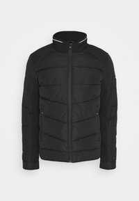 Calvin Klein - QUILTED JACKET - Light jacket - black - 4