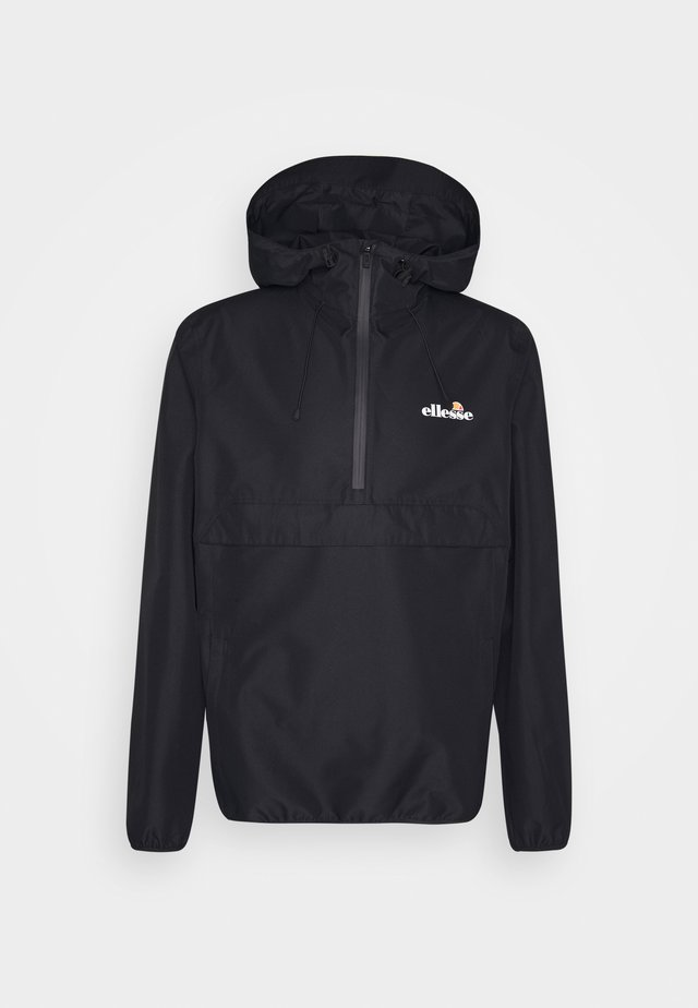 POLTERINI - Windbreaker - black