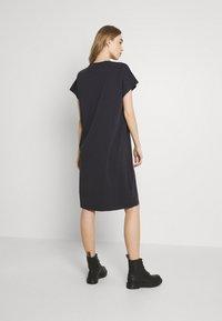 Noisy May - NMDAPHNI  - Jersey dress - obsidian - 2