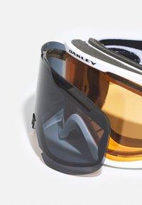 Oakley - FRAME PRO  - Occhiali da sci - persimmon/dark grey - 2