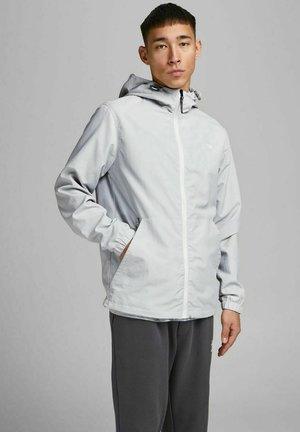 Light jacket - glacier gray