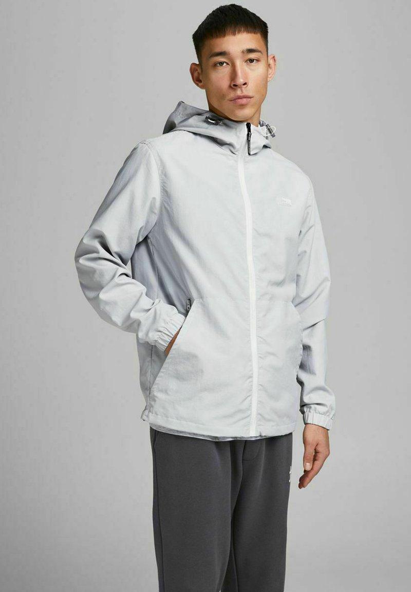 Jack & Jones - Light jacket - glacier gray