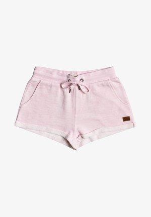 Shorts - pink mist