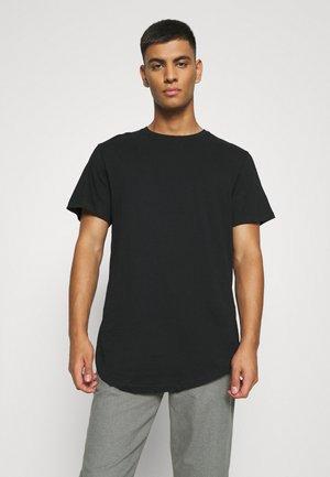ONSMATT LIFE LONGY TEE 7 PACK - T-shirt - bas - black