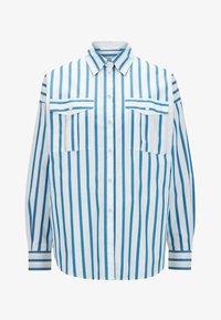 BOSS - BERUNO - Overhemdblouse - open blue - 5