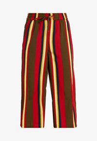 Noisy May Petite - NMGAIA CULOTTE PANTS - Trousers - kalamata - 3