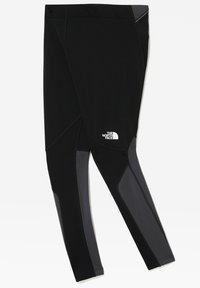 The North Face - M WINTER WARM TIGHT - Collants - tnf black/asphalt grey