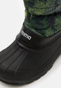Reima - NEFAR UNISEX - Winter boots - dark green - 5