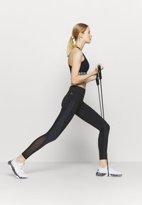 Calvin Klein Performance - FULL LENGTH TIGHT - Leggings - black - 1