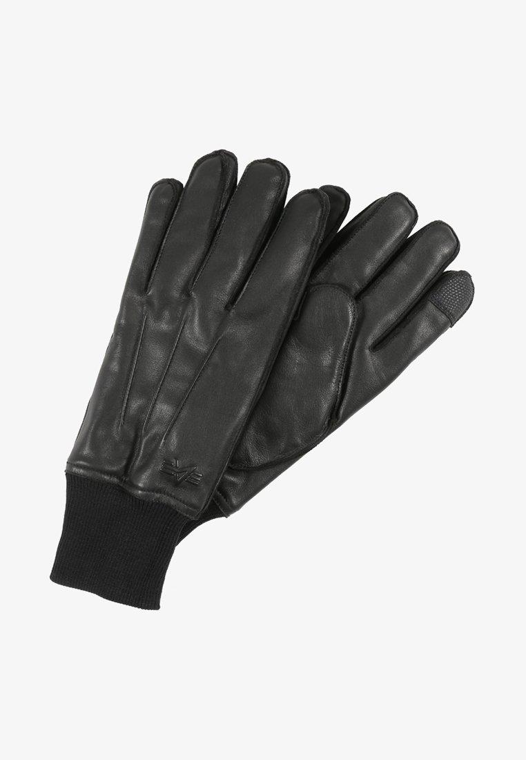 Alpha Industries - GLOVES - Gloves - black